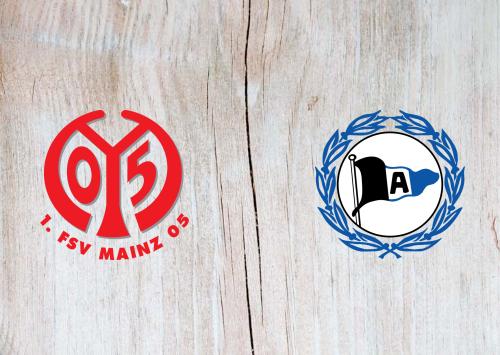 Mainz 05 vs Arminia Bielefeld -Highlights 03 April 2021