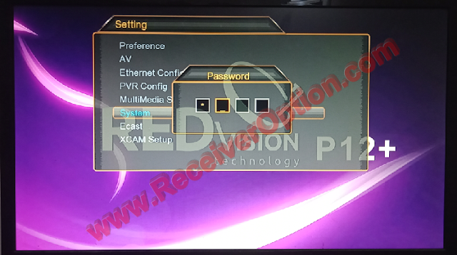 REDVISION P12 PLUS HD RECEIVER NEW SOFTWARE 27 OCTOBER 2020
