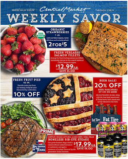 ⭐ Central Market Ad 6/19/19 ✅ Central Market Weekly Ad June 19 2019