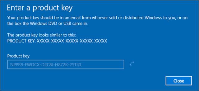 windows 10 product key free 2020