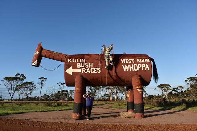 BIG Tin Horse | Kulin Tin Horse Highway