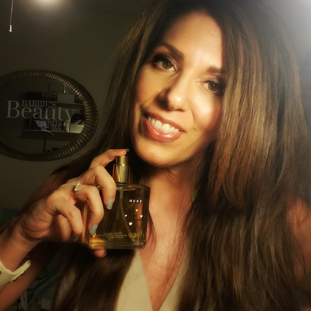 Nuxe dry oil by barbies beauty bits