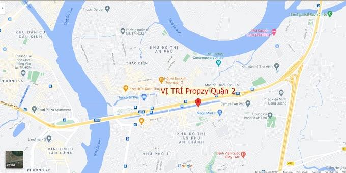 Điểm giao dịch Propzy 71 Song Hành, Quận 2