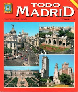 "Livro ""Todo Madrid"""