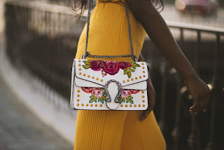 image result gucci flowered bag