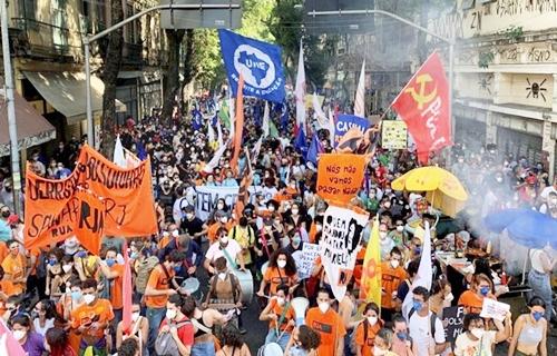 Manifestações contra Bolsonaro devem ocorrer em todo Brasil no dia 19 de junho