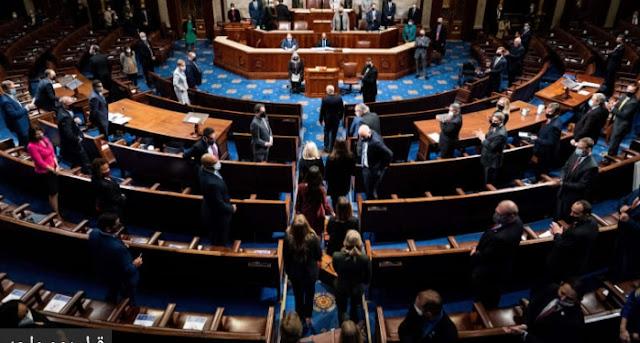 مجلس النواب الأمريكي يسعى للتصويت حول مساءلة ترامب