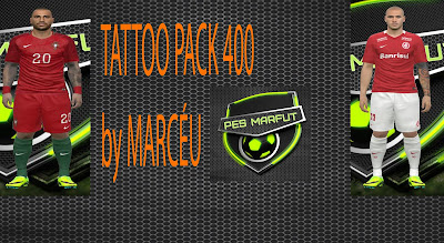 Tattoopack 400 By Marcéu