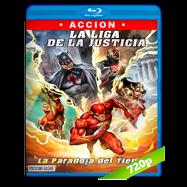 Liga de la Justicia: Paradoja del Tiempo (2013) BRRip 720p Audio Dual Latino-Ingles