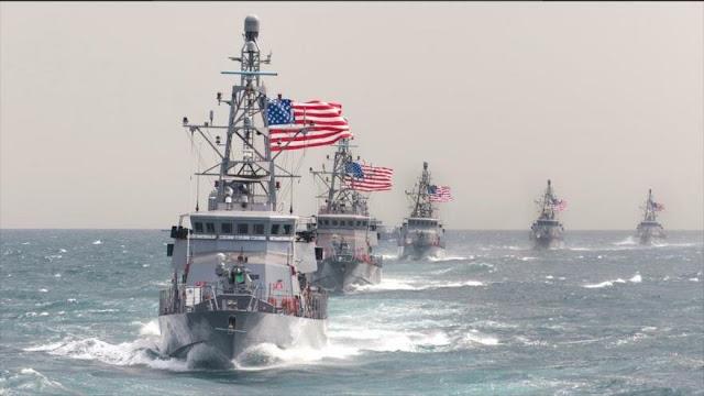 EEUU pide apoyo de aliados para enfrentar a Irán en Golfo Pérsico
