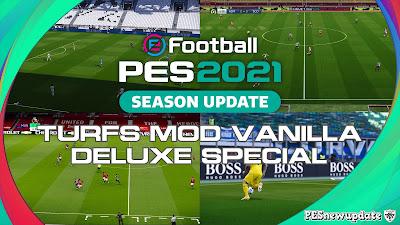 PES 2021 Vanilla Deluxe Special Edition by Endo