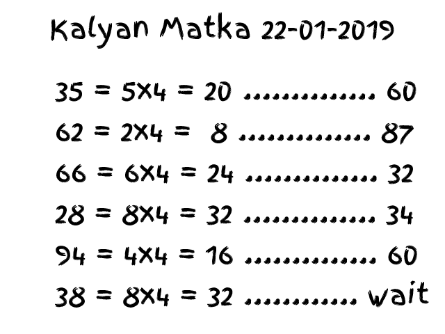 Kalyan live golden matka single Jodi trick
