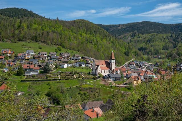 Premiumwanderweg Murgleiter | Etappe 2 von Gernsbach nach Forbach | Wandern nördlicher Schwarzwald 19