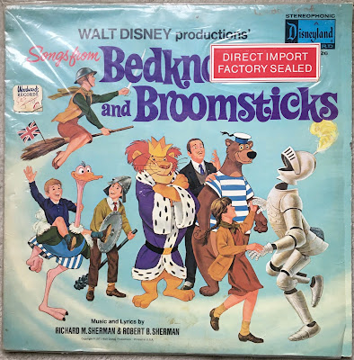 Walt Disney Procutions Songs from Bedknob and Broomsticks