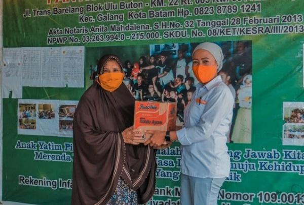 Ramadhan 1442 H, Harris Resort Barelang Berkunjung ke Panti Asuhan Anak Sholeh