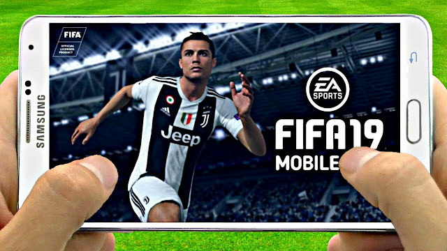 FIFA 19 Mobile Android Offline UCL Menu Best Graphics