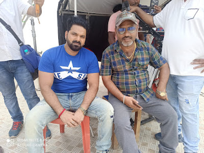 Dharma Movie shooting picture