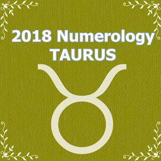 2018 Numerology oracle TAURUS Life Path 1
