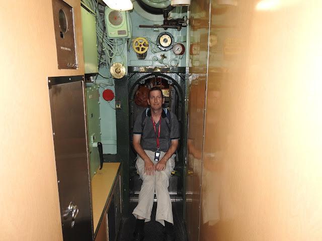 בצוללת
