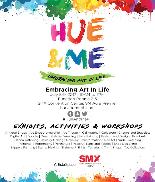 Hue And Me: Embracing Art In Life, a Never-to-Miss Art Fair