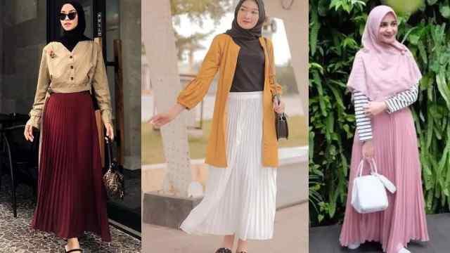 Baju Muslim Terbaru Polular baju remaja Muslim Murah terbaru