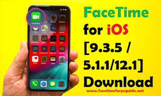 FaceTime for iOS