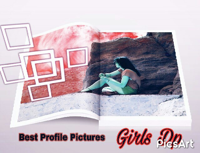 Awesome Stylish Profile Pictures Dps For Girl