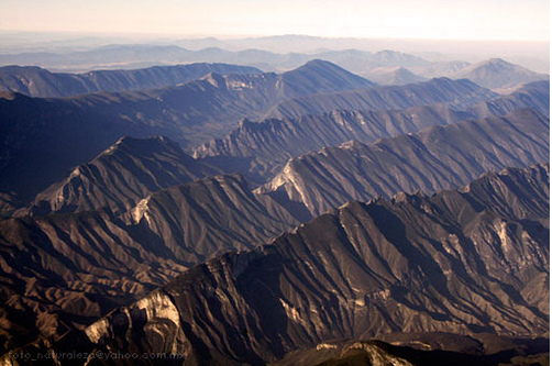 Mexican Mountain Ranges