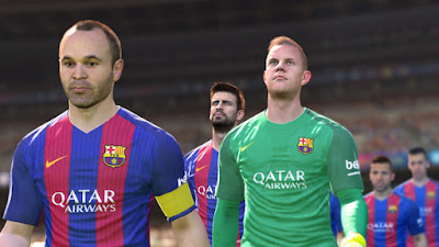 Pro Evolution Soccer 2017 Free Full For PC