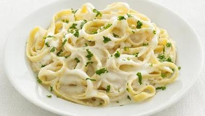 Cara Membuat Spaghetti Pasta Keju 1