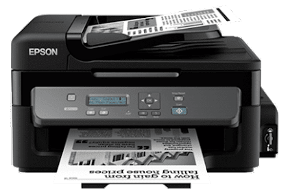 Driver Epson M200 Mono All-in-One Ink Tank Printer