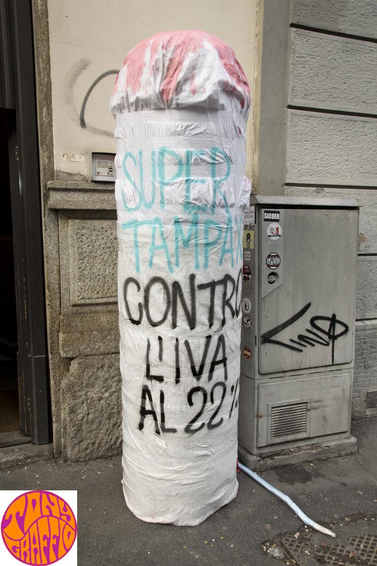 No Iva , no tampon tax