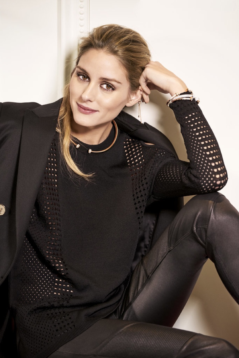 Piaget Jewellery Campaign featuring Olivia Palermo