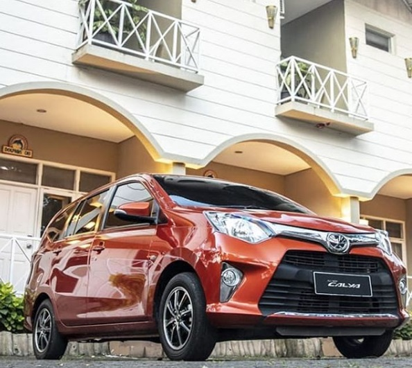 Review Toyota Calya Terbaru