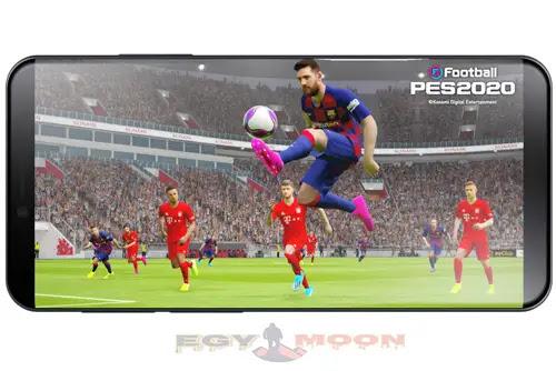 لعبة بيس 2020 - تعرف على موعد اطلاق اللعبة Football PES 2020 للموبايل