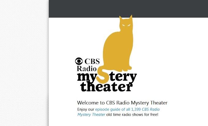 Teatru radiofonic în limba engleză: CBS Radio Mystery Theater