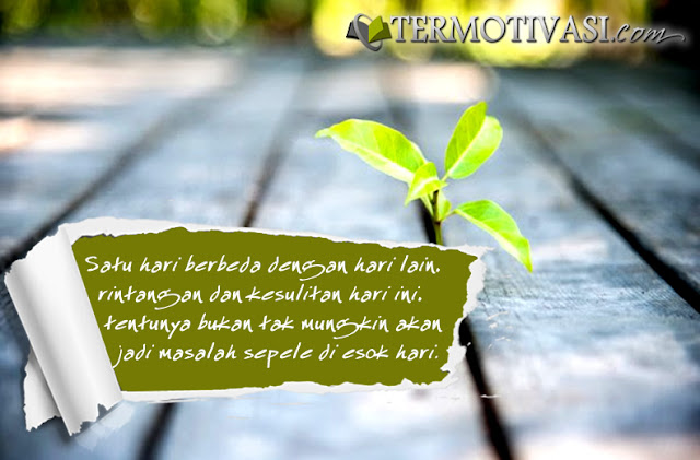 Renungan Motivasi