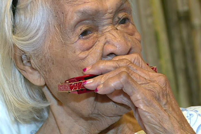 Francisca Susano, Oldest Filipino