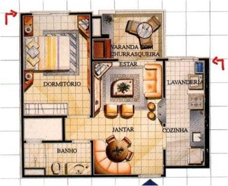 3D Houseplan Models