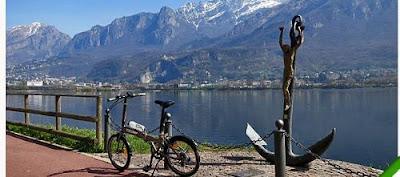 Vista lago Garlate - Lecco - Gite in Lombardia