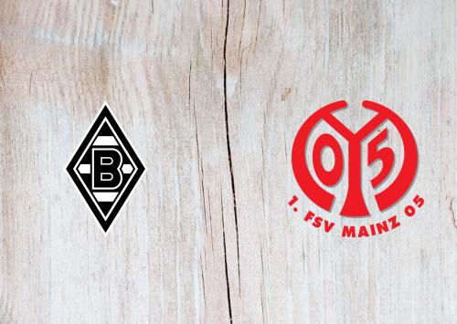 Borussia M'gladbach vs Mainz 05 -Highlights 20 February 2021