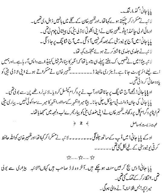 Reema Noor Rizwan Novel PDF