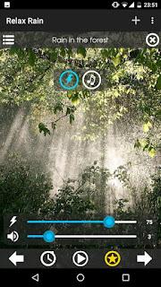 Rain Sounds Relaxing Premium v4.9.9 Full APK