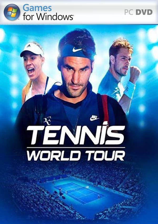 Tennis World Tour v1.13 PC Cover