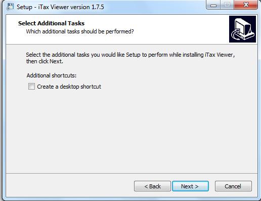 Hướng dẫn cài đặt iTaxViewer 1.7.5 mới nhất chi tiết đơn giản c