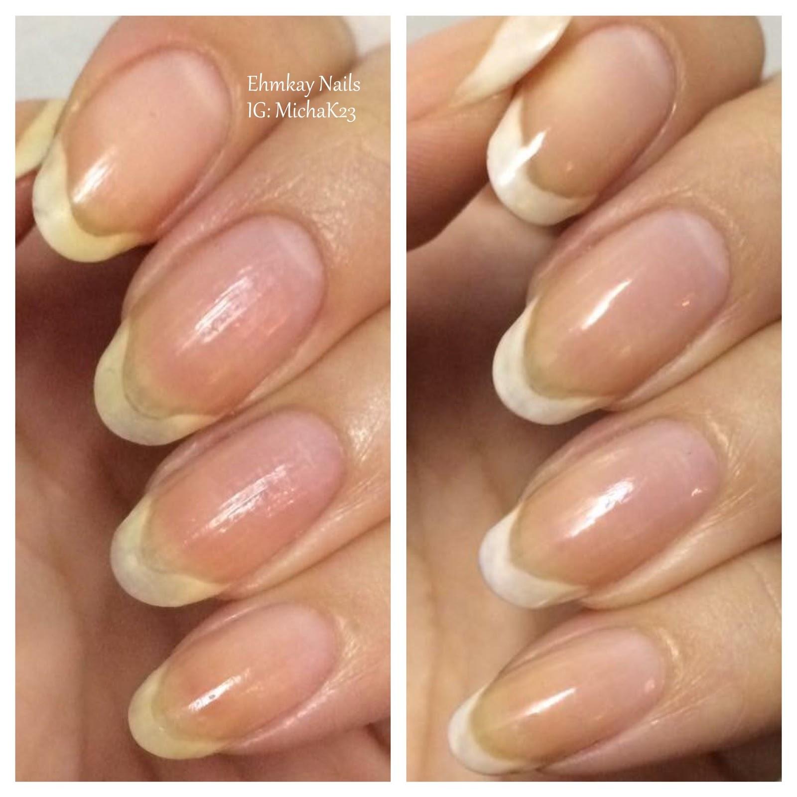 Nail Treatment: Zoya Naked Manicure
