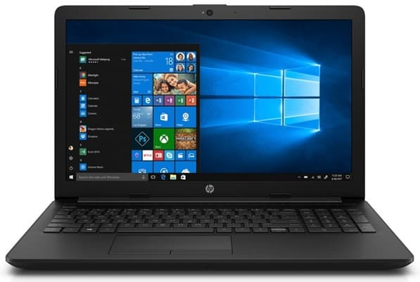 HP NoteBook 15-DB0158NS: análisis