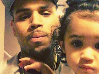 Chris Brown Daughter Dance Drake's Toosie Slide - Watch