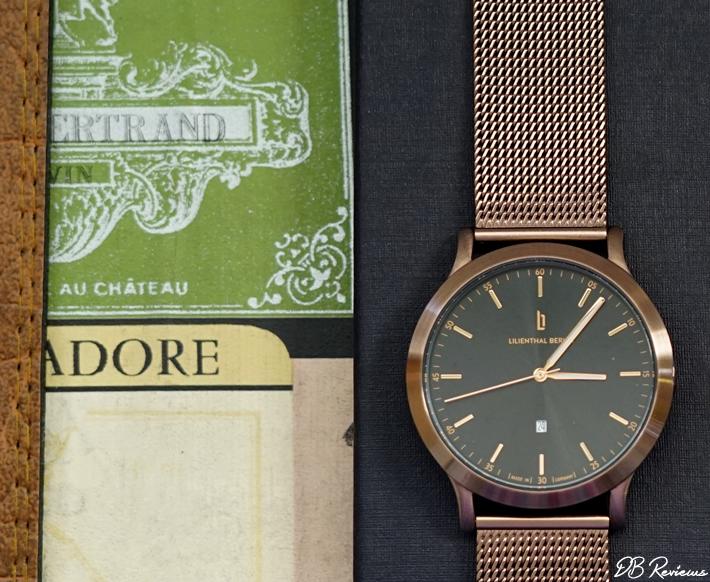 Lilienthal Berlin Huxley Watch