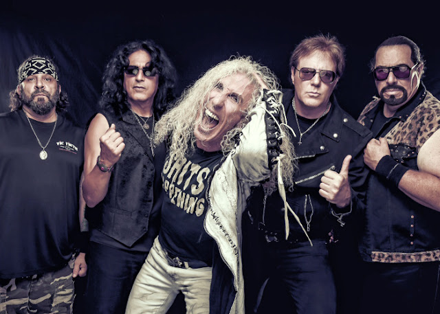 Twisted Sister se une al cartel del Hell And Heaven